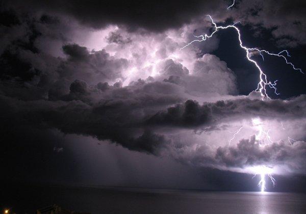 clima tormentas