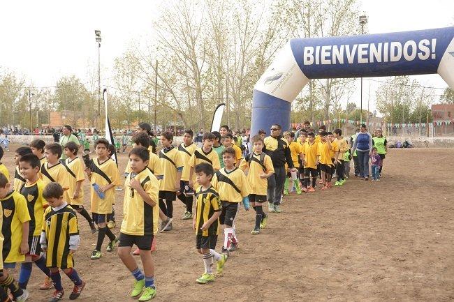 liga municipal infantil