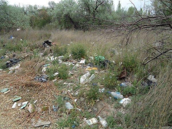 """Catriel25Noticias.com basural-15-2 Basural clandestino: """"Este era un lugar muy lindo, me duele en el alma"""" Destacadas LOCALES"""
