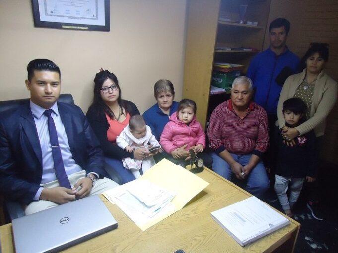 Familia Pacheco