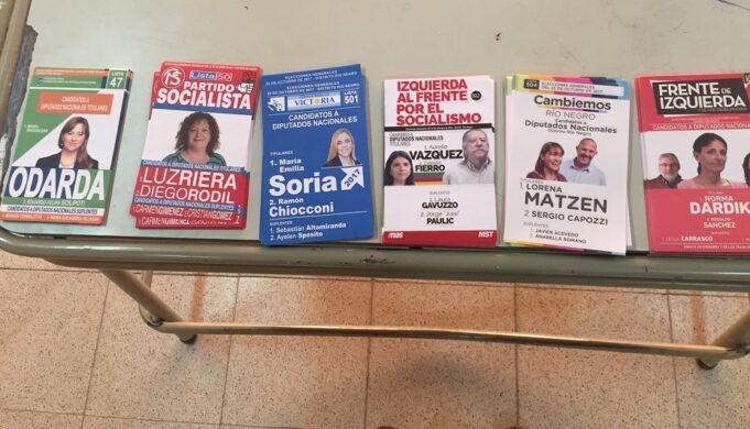Elecciones Boletas