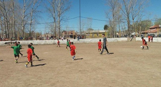 Liga Futbol Infantil 11