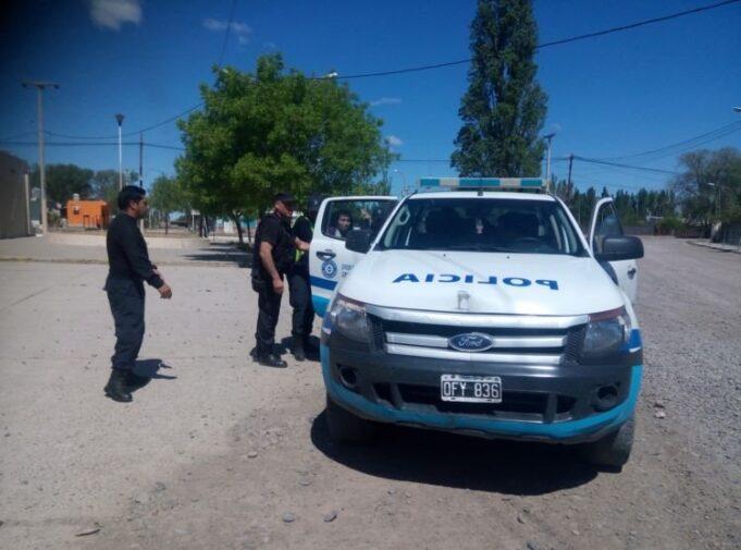 Policia Detencion Ladrones