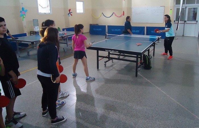 Catriel25Noticias.com tenisdemes-1 DT de la Selección de Tenis de Mesa dictó Clínica en Catriel DEPORTES
