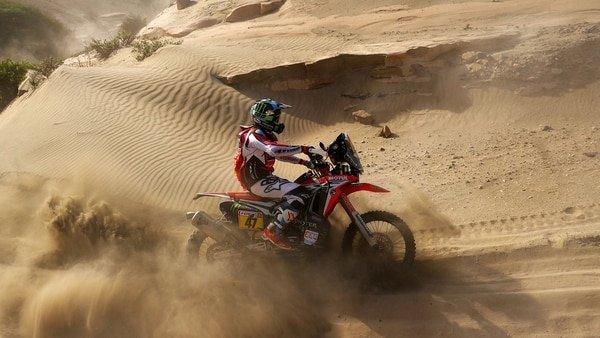 Kevin Benavides Dakar 2018 1920 2