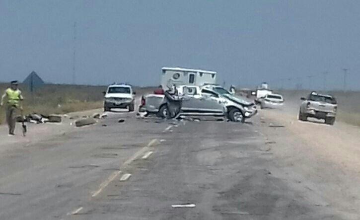 Catriel25Noticias.com acc-puelen1 Ruta 151. Vuelco fatal. Un muerto y dos heridos Destacadas NOTICIAS