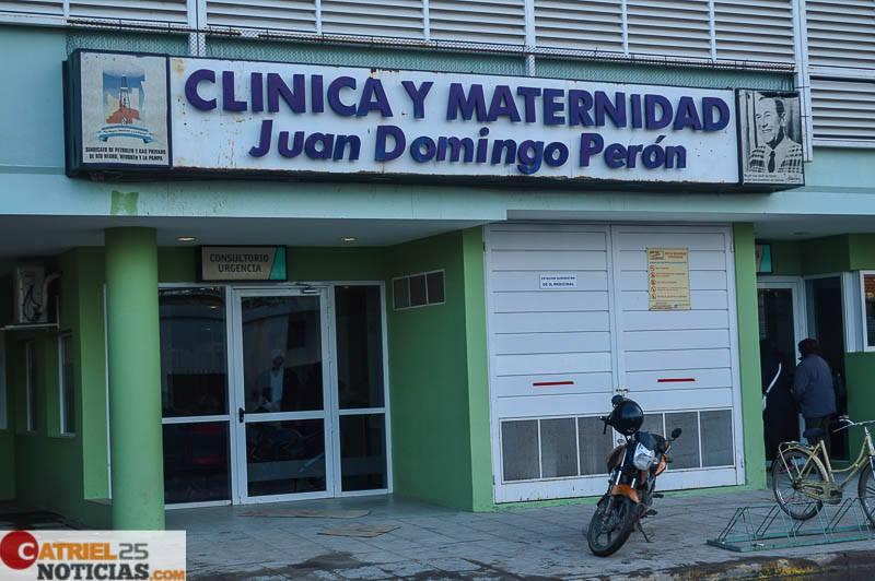 Catriel25Noticias.com clinica-peron Catriel. El 2.018 comenzó tranquilo Destacadas LOCALES