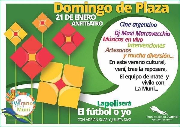 Domingo De Plaza 21 D Enero