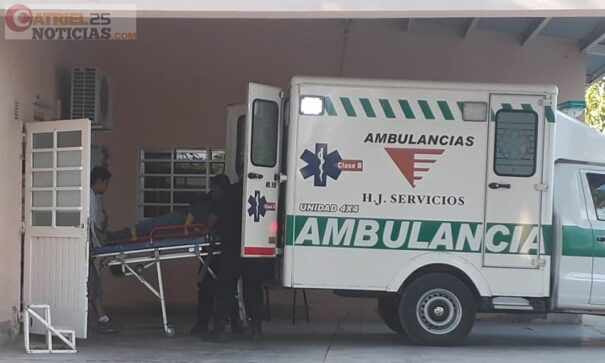 """Catriel25Noticias.com hospital-ambulancia-traslado-605x363 Ruta 151: Choque fatal en """"La Escondida"""". Cuatro muertos y un herido grave Destacadas NOTICIAS"""