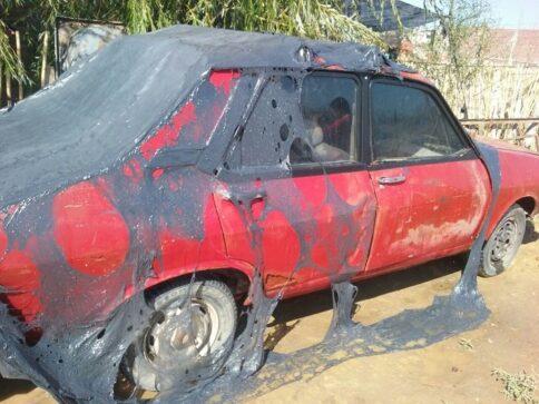 Catriel25Noticias.com incendio-preiss2-484x363 Incendio consumió una casilla y parte de un auto Destacadas LOCALES