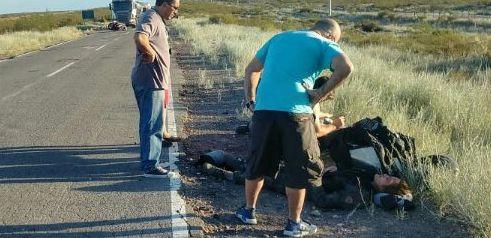 Catriel25Noticias.com ac-moto-puelen-chica Ruta 151. Padre e hija viajaban en moto, reventaron una rueda, el hombre murió Destacadas LOCALES NOTICIAS
