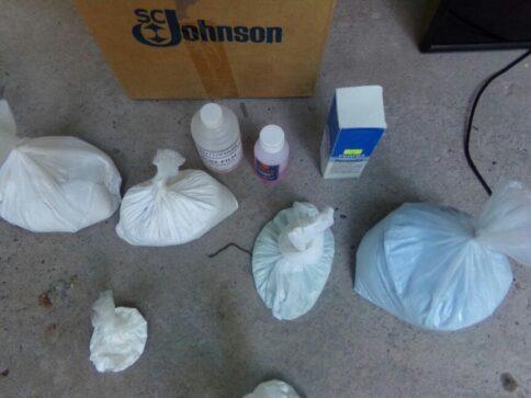 Catriel25Noticias.com allanamiento-200-1-484x363 Catriel. Policía secuestró droga, dinero y aparatos electrónicos. Un detenido Destacadas LOCALES NOTICIAS