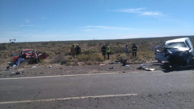 Catriel25Noticias.com choque-km-81-646x363 Ruta 151. Choque trágico. Al menos tres muertos y heridos Destacadas LOCALES NOTICIAS