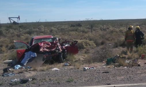 Catriel25Noticias.com choque-km-81siena Ruta 151. Choque trágico. Al menos tres muertos y heridos Destacadas LOCALES NOTICIAS