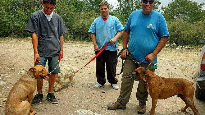 Perros Carlos Paz