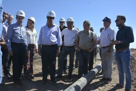 Catriel25Noticias.com were-gasoducto-545x363 Catriel. Lo que dejó la visita del Gobernador Weretilneck Destacadas LOCALES NOTICIAS