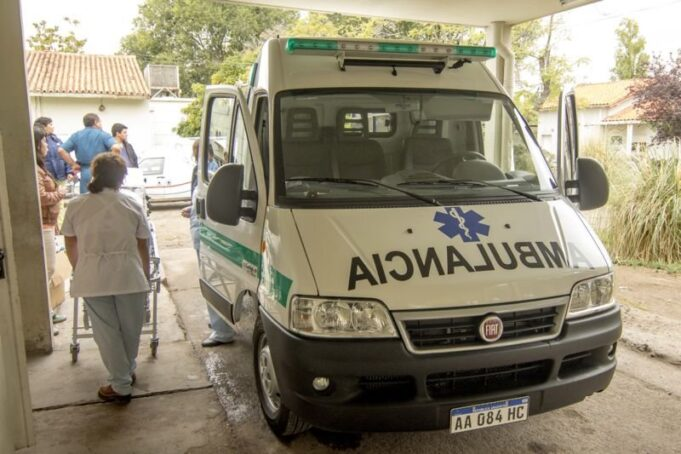Ambulancia Catriel 1