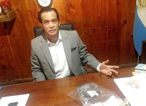 Catriel25Noticias.com comisario-Erik-499x363 Catriel. Policía desbarató banda de delincuentes y recuperó elementos robados. Destacadas LOCALES
