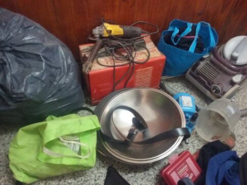 Catriel25Noticias.com robos-catriel1-484x363 Catriel. Policía desbarató banda de delincuentes y recuperó elementos robados. Destacadas LOCALES