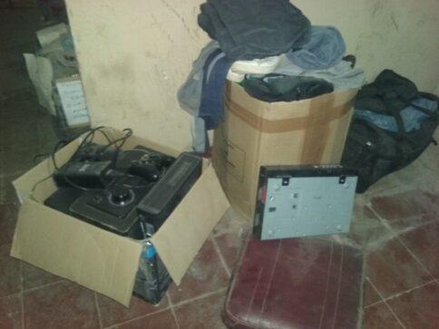 Catriel25Noticias.com robos-catriel3-484x363 Catriel. Policía desbarató banda de delincuentes y recuperó elementos robados. Destacadas LOCALES