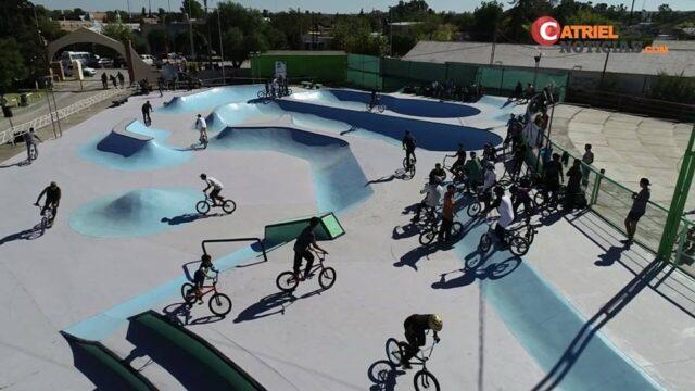 Skate Pista Dron