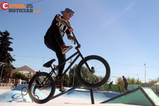 """Catriel25Noticias.com skatepark-545x363 """"Catriel tiene la mejor pista de Skate de Río Negro"""" DEPORTES Destacadas NOTICIAS PROVINCIALES"""