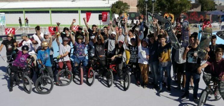 """Catriel25Noticias.com skatepark-gral-744x353 """"Catriel tiene la mejor pista de Skate de Río Negro"""" DEPORTES Destacadas NOTICIAS PROVINCIALES"""