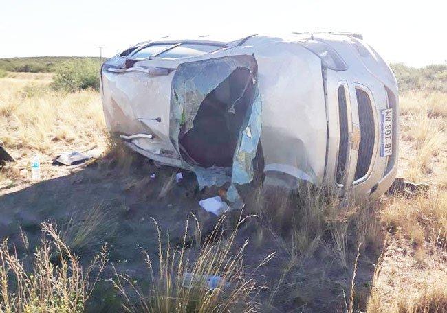 Catriel25Noticias.com vuelco-ruta-20-1 Una mujer murió en un choque en la Ruta 20 Destacadas NACIONALES NOTICIAS