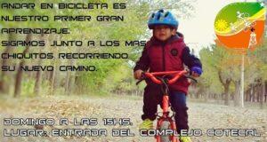 Biker Infantil