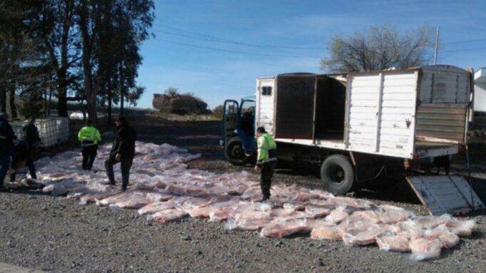 Carne Contrabando