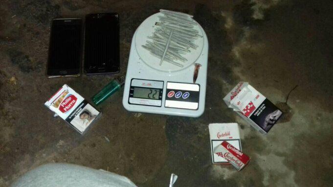 Cigarrillo Droga