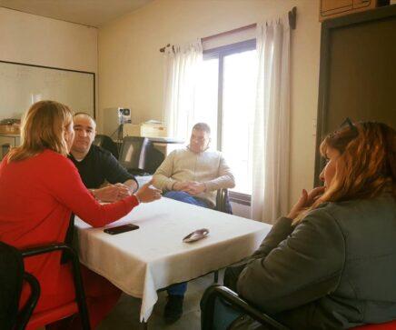 Catriel25Noticias.com matzen-otero-436x363 Catriel. La Diputada Lorena Matzen visitó la ciudad Destacadas LOCALES NOTICIAS