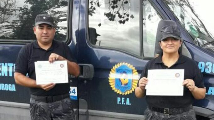 Policias Canes