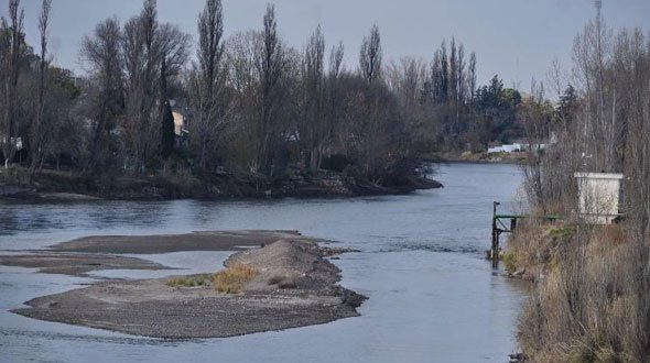 """Catriel25Noticias.com rio-colorado3 Grave. Denuncian que Mendoza """"robaría"""" también, el Río Colorado Destacadas NACIONALES NOTICIAS"""