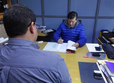 Firma Contrato Finalizacion Obra Hospital 25 De Mayo 19 06