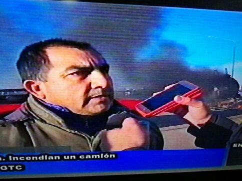 Catriel25Noticias.com camioneros-nota-484x363 Crisis petrolera. Camioneros levantó el paro pero siguen los despidos Destacadas LOCALES NOTICIAS