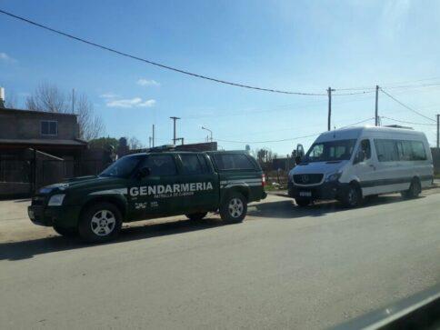 Catriel25Noticias.com gendarmeria-Irigoyen-484x363 Catriel. Gendarmería secuestró armas, droga y vehículos. Hay detenidos Destacadas NACIONALES NOTICIAS