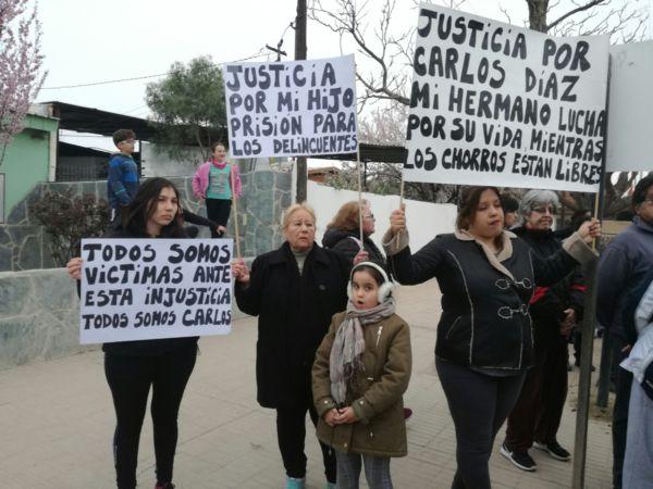 Marcha Justicia 5