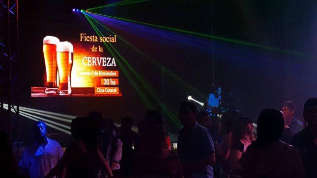 """Catriel25Noticias.com CERVEZA-FOTO-ANDRES-645x363 Catriel. Presentaron la """"Fiesta social de la cerveza y gastronomía"""" Destacadas LOCALES NOTICIAS"""