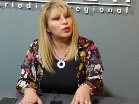"""Catriel25Noticias.com ely-4-poder1-484x363 Política. """"Ely"""" Cofré: """"Estoy preparada para ser Intendente"""" Destacadas LOCALES"""