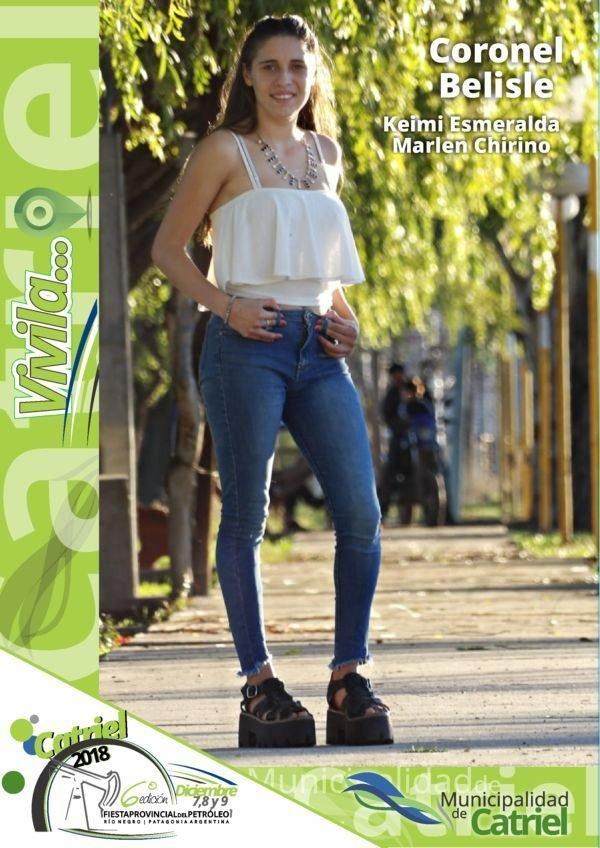 Catriel25Noticias.com reinas-petro13 Fiesta del petróleo 2.018. Postulantes a reina Destacadas PROVINCIALES