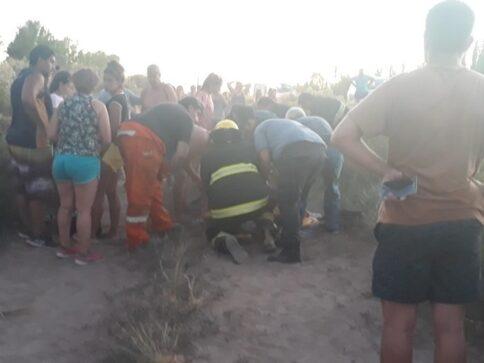 Catriel25Noticias.com 20190127_210349-484x363 Seis personas heridas tras volcar en la ruta 151 Destacadas LOCALES
