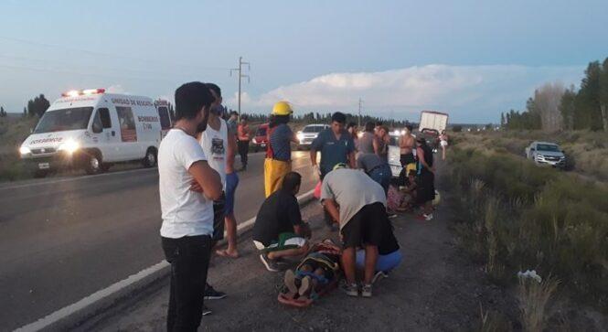 Catriel25Noticias.com 20190127_210742-665x363 Seis personas heridas tras volcar en la ruta 151 Destacadas LOCALES