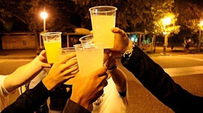 alcohol jovenes - Catriel25Noticias.com