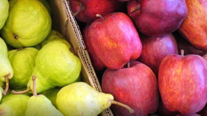 manzanas peras