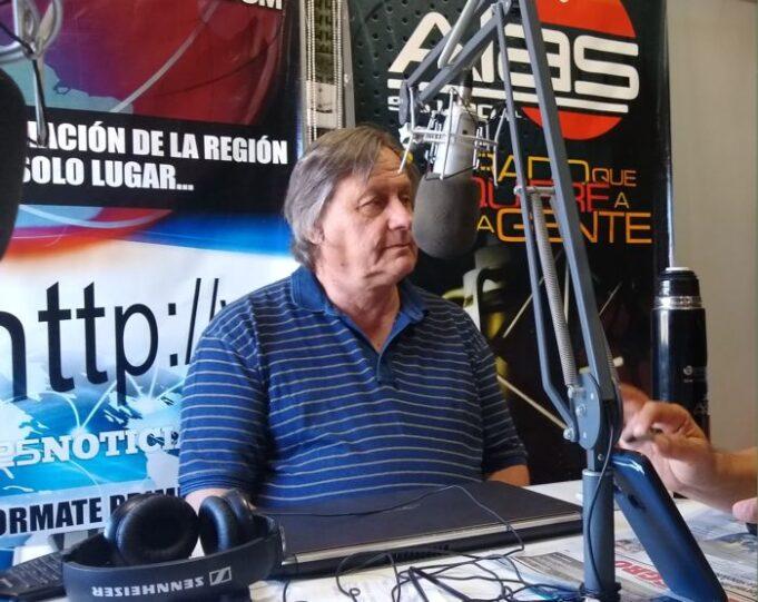 johnston radio alas2020