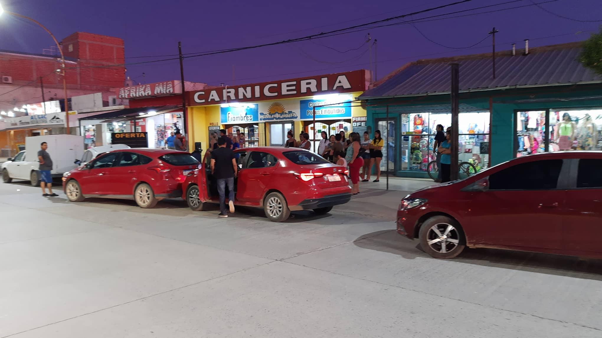 triple choque - Catriel25Noticias.com