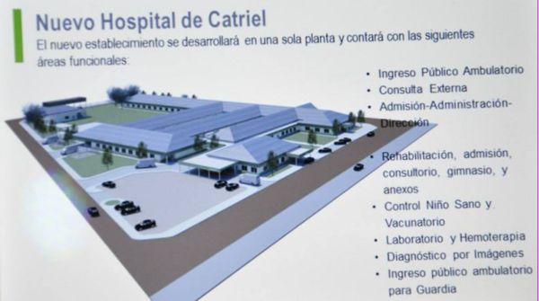hospital nuevo plano - Catriel25Noticias.com