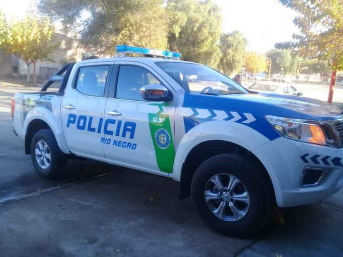 policia movil nuevo