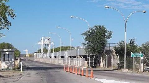 puente diqueLP